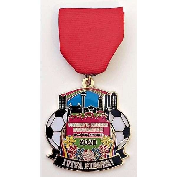 #33 Women's Soccer Association Medal- 2020