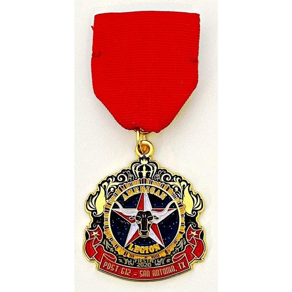 #36 American Legion Post 612 Medal- 2020