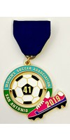 Women's Soccer Association Vintage Medal- 2019