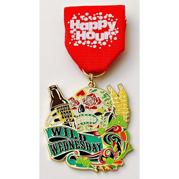 2020 Wild Wednesday Medal