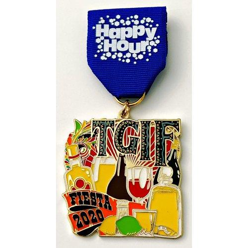 2020 T.G.I.F. Medal