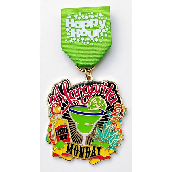 2020 Margarita Monday Medal