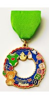 2020 / 2021 Baby's First Fiesta Medal