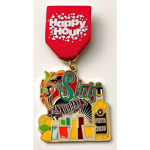 2020 Fun Saturday Medal