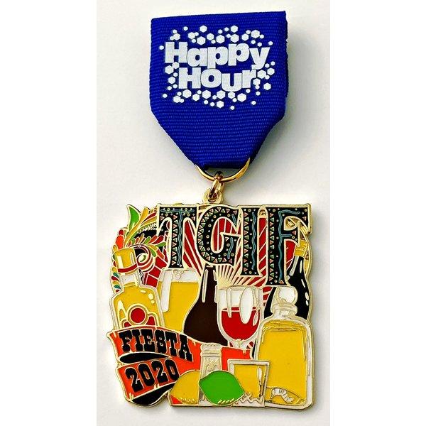 2020 Happy Hour Medal Set