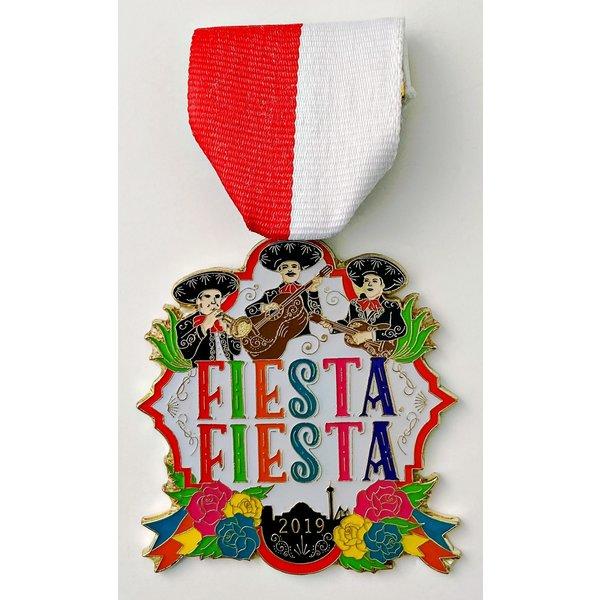 2019 Fiesta-Fiesta Medal