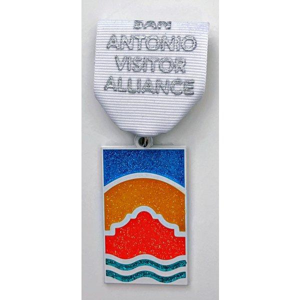 #46 San Antonio Visitor Alliance Medal- 2020