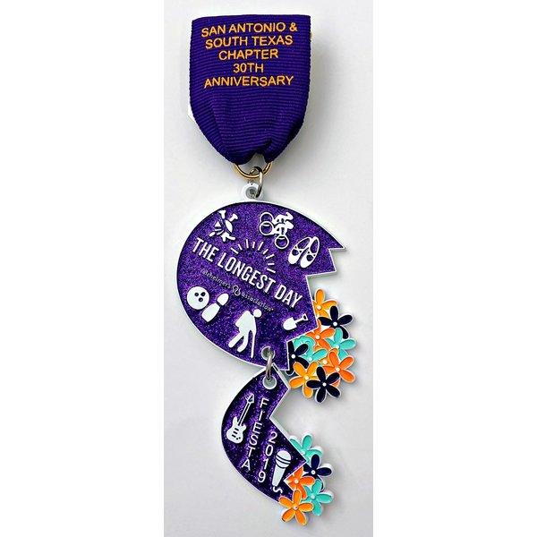 Alzheimer's Association Vintage 2019 Medal