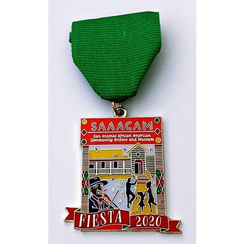 #45 SAAACAM Medal- 2020
