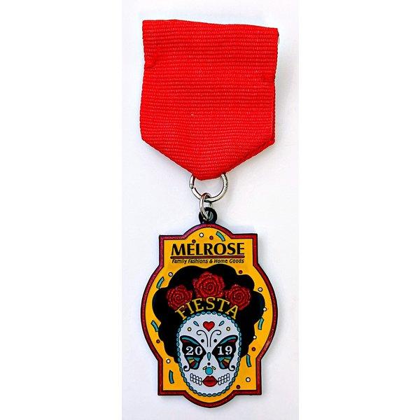 United Fashions of TX- Melrose Family Fashions Vintage 2019 Medal