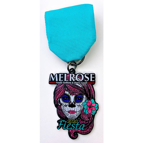 #49 United Fashions of TX- Melrose Family Fashions Medal- 2020