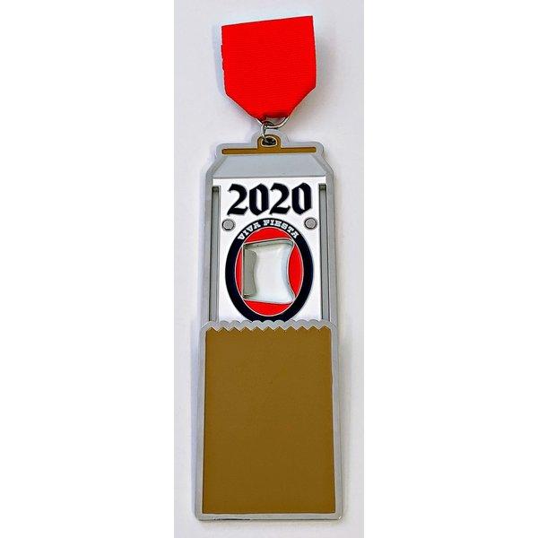 #50 SA Flavor- Bagged Beer Medal by Dave Evans- 2020