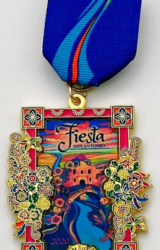 The Only Official Fiesta Medal Marketplace