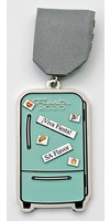 #53 SA Flavor- Fiesta Fridge Medal by Alan Bush- 2020