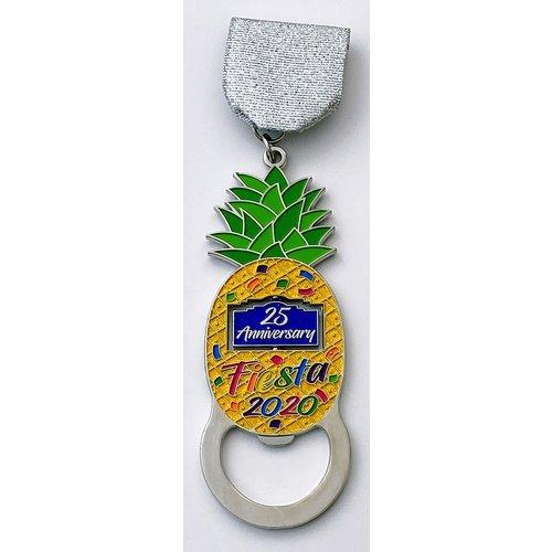 #52 Alamo Area Hospitality Association 25th Anniversary Medal- 2020