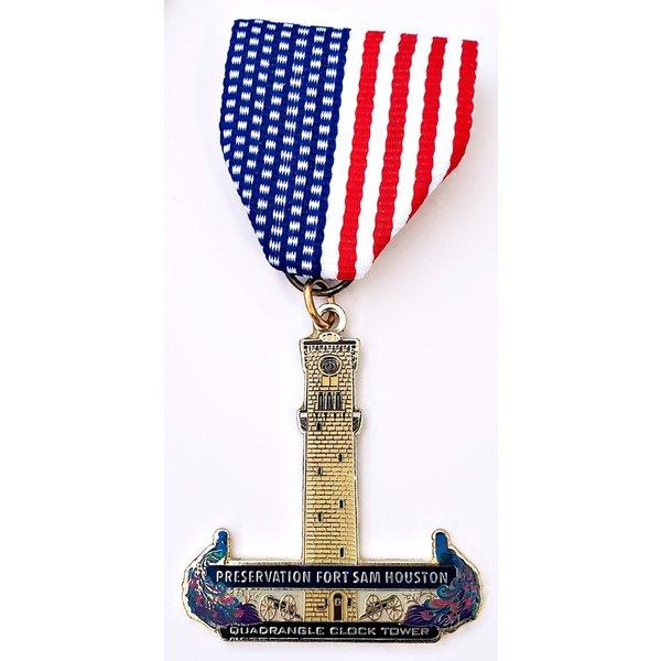 #55 Preservation Fort Sam Houston Medal- 2020