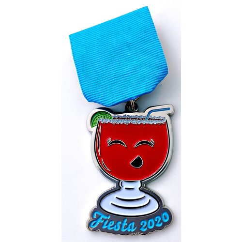 #56 SA Flavor- Miss Michelada Medal by Christina Liserio- 2020