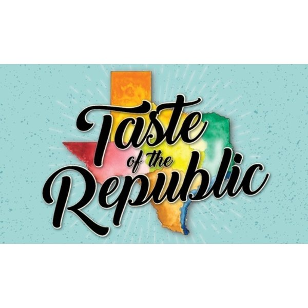 Taste of the Republic ticket