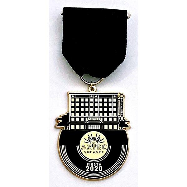 #60 Aztec Theatre Medal- 2020