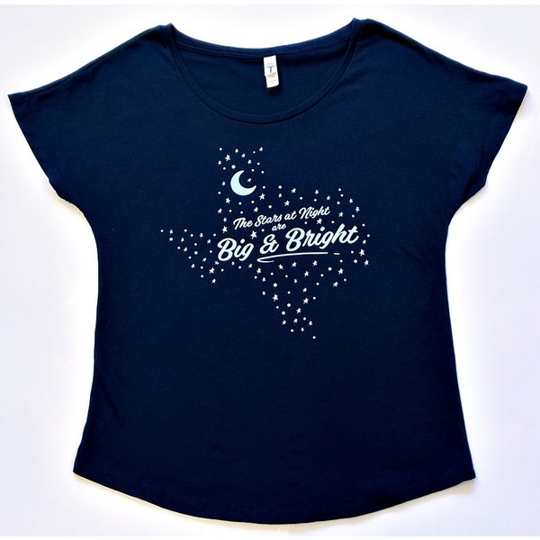 Ladies Stars at Night Women's Tee - S.A. Flavor - 20