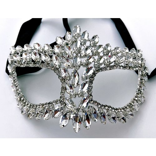 Scandalous  Masquerade Mask -20