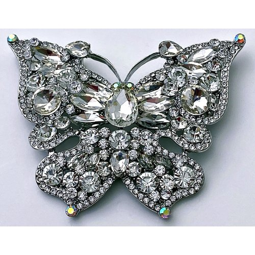 My Butterfly Brooche Silver-20