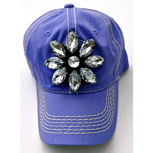 Lavender Stone Ladies Cap-20
