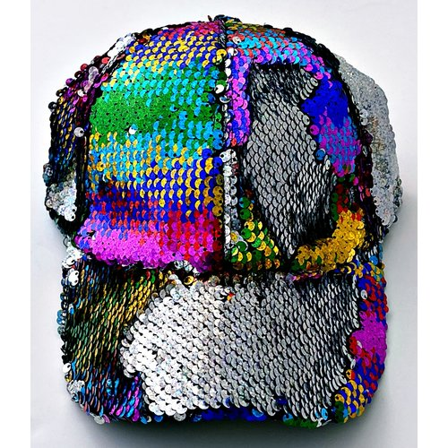 Sequin Ladies Cap -20