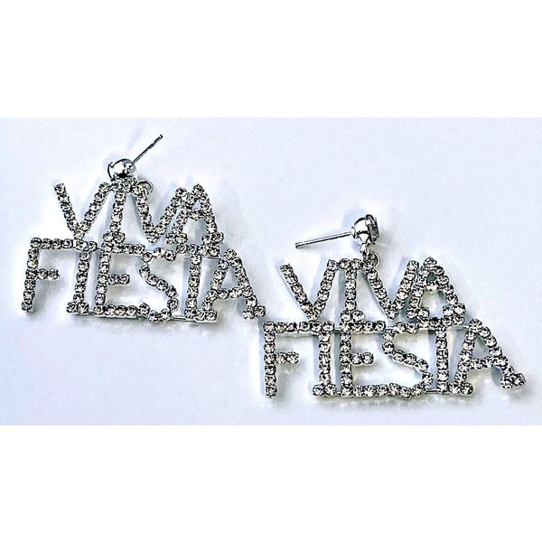 Viva Fiesta Earring Solid-20