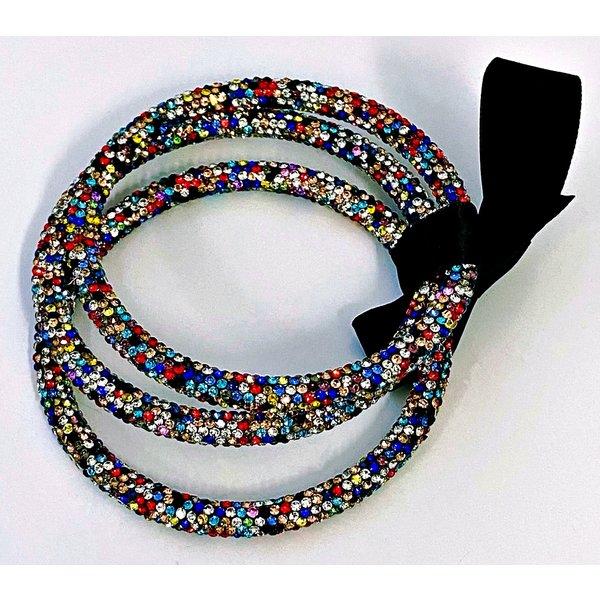 Colored 3-Tier Bracelet -20