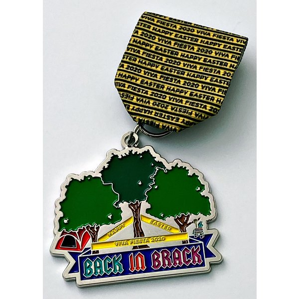 #76 SA Flavor- Back in Brack by Sophia & Sheperd Evans Medal- 2020