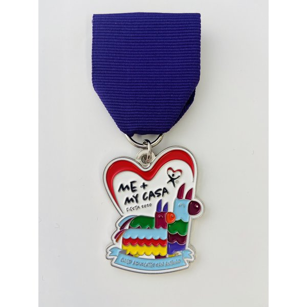 #79 Child Advocates San Antonio Medal-2020