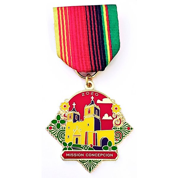 Mission San Jose Medal Set- 2020