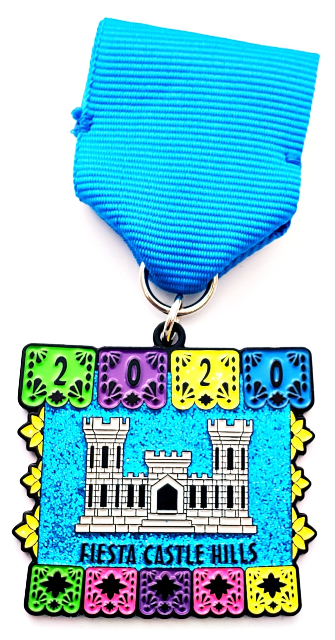 Christmas At Castle Hill 2020 88 Castle Hills Community Organization  Fiesta Castle Hills  Medal