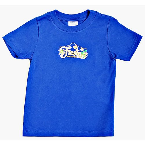 2020 Official Poster Toddler Tee-Royal Blue