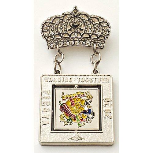 #89A disABILITY SA Fiesta Especial Royalty Medal- 2020