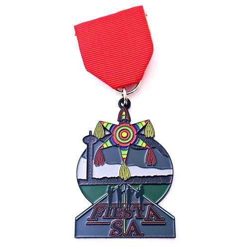 #89C disABILITY SA- Stranger Things Fiesta Medal- 2020
