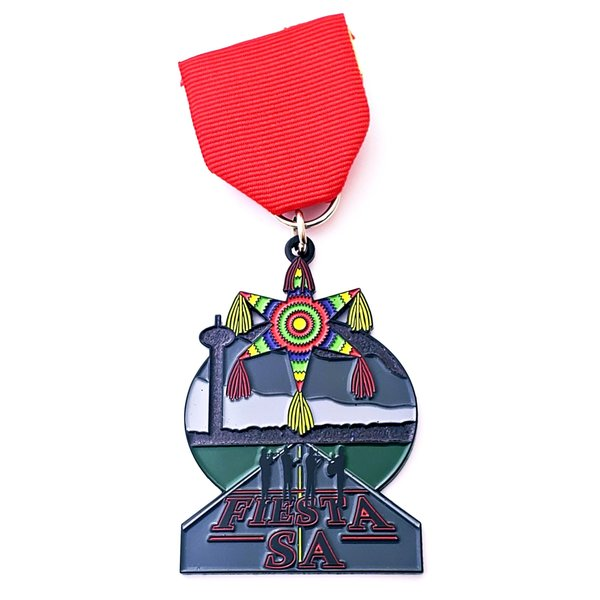#89C disABILITY SA- Stranger Things Fiesta Medal- 2020