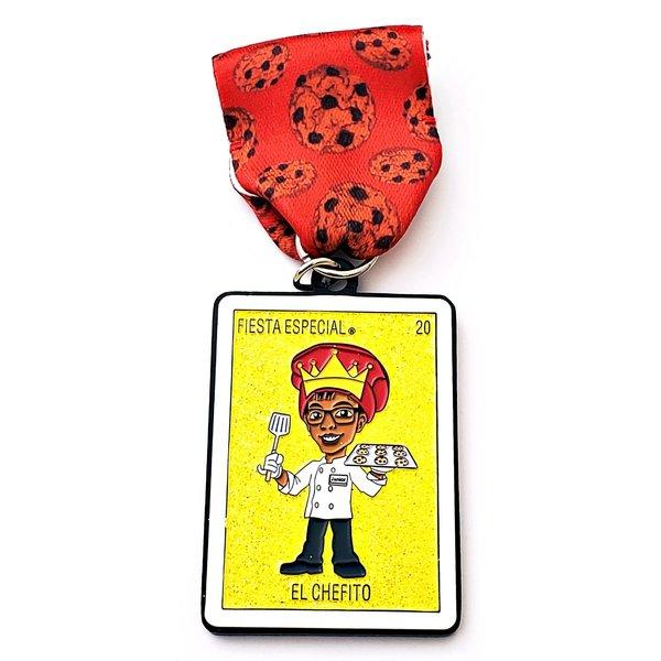 #89D disABILITY SA- El Chefito Fiesta Medal- 2020