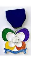 #97 Morgans Wonderland Fiesta Medal- 2020