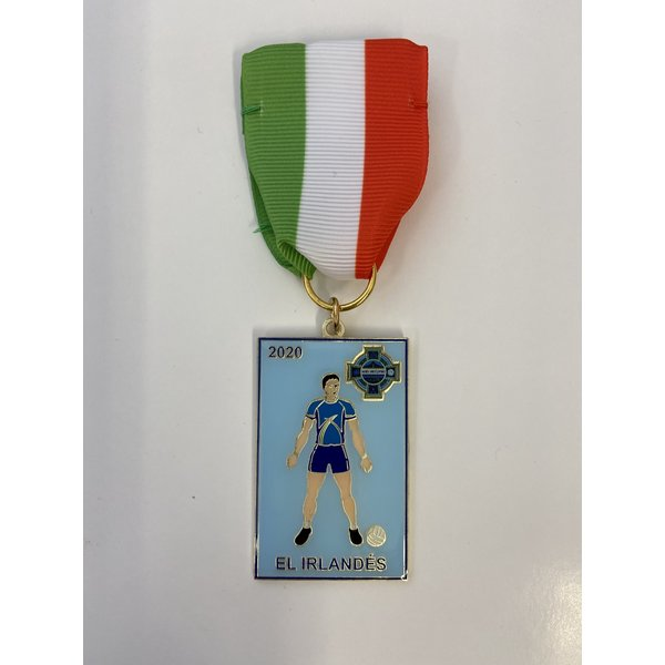 #98 San Antonio Gaelic Athletic Club - Medal 2020