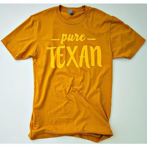 Pure Texan-Antique Gold- 20