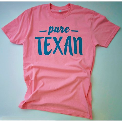 Pure Texan-Soft Pink- 20