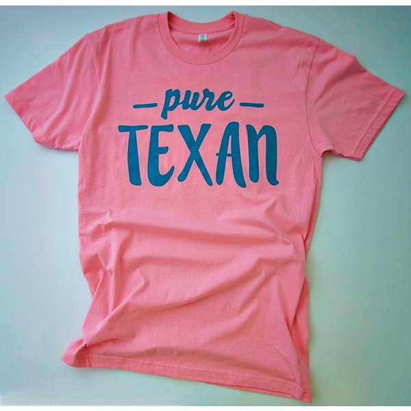 Pure Texan-Soft Pink- 20