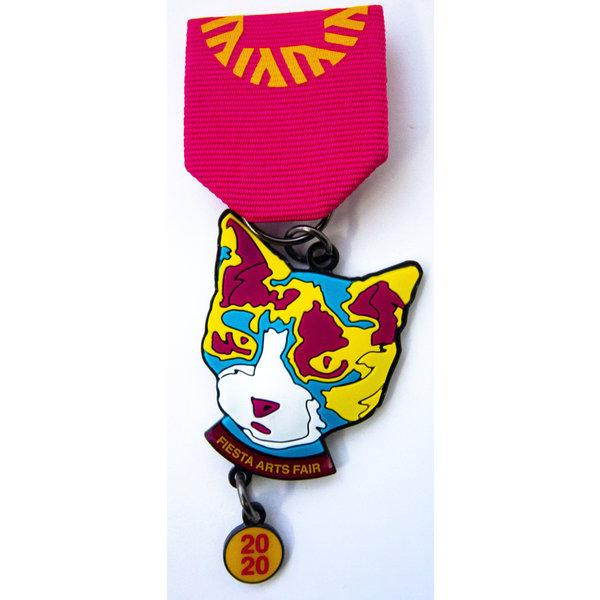 #100 Southwest School of Art Medal - 2020
