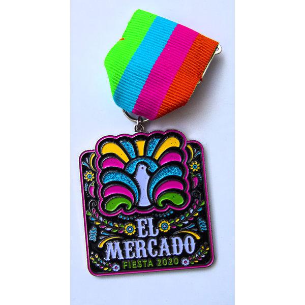 #101 El Mercado Medal - 2020