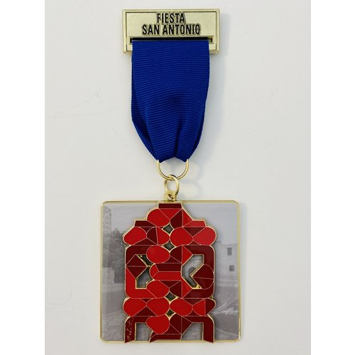 Maestro Sebastian Celosia Borunda Sculpture Medal