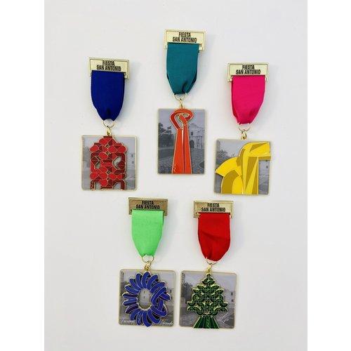 Maestro Sebastian Sculptures Medal Set