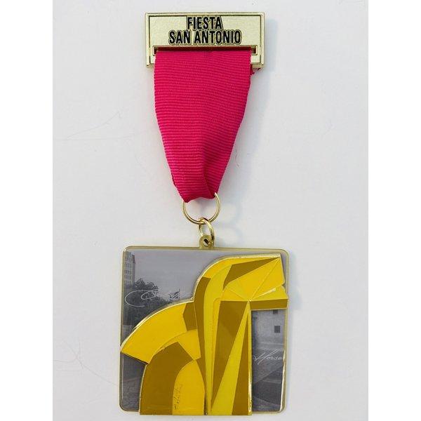 Maestro Sebastian El Caballito Sculpture Medal