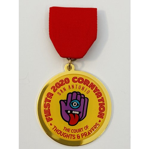 #101 Cornyation Medal -2020